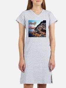 Amalfi Coast Women's Nightshirt