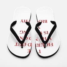 biography Flip Flops