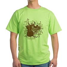 Unique World music T-Shirt