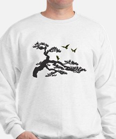 Cute T bird mens Sweatshirt