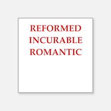 incurable Sticker