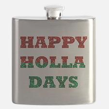 Cute Holla Flask