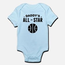 Daddys All-Star Basketball Body Suit