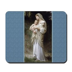 Innocence - Bouguereau - Mousepad