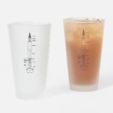 Aggregat Drinking Glass