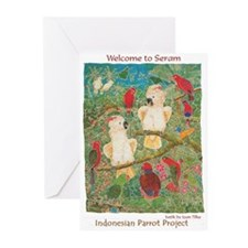 The Gathering Greeting Cards (Pk of 10)