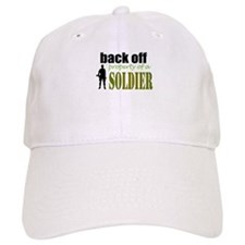 Back Off, Property of a Sold Baseball Cap