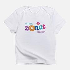 Official Donut Tester Infant T-Shirt