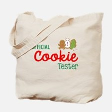 Official Cookie Tester Tote Bag