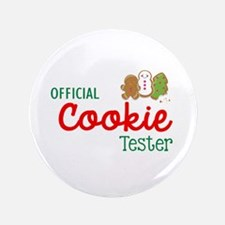 Official Cookie Tester Button
