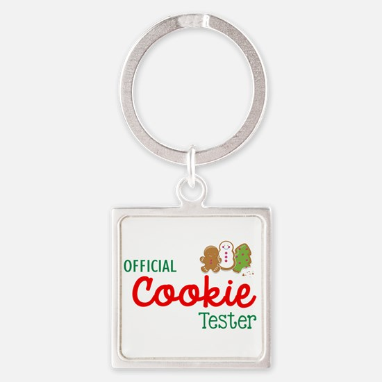 Official Cookie Tester Keychains