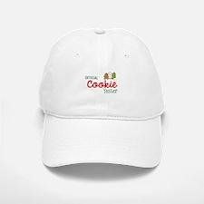 Official Cookie Tester Baseball Baseball Cap