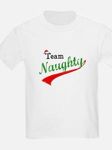 Team Naughty T-Shirt