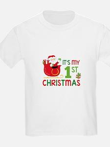 It's My 1st Christmas T-Shirt