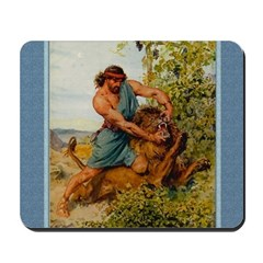 Samson - Brock - Mousepad
