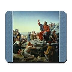 Sermon on Mt - Bloch - Mousepad