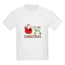It's My 2nd Christmas T-Shirt