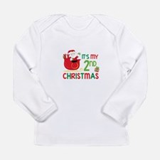 It's My 2nd Christmas Long Sleeve T-Shirt