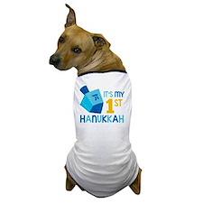 It's My 1st Hanukkah Dog T-Shirt