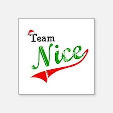 Team Nice Sticker