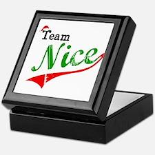 Team Nice Keepsake Box