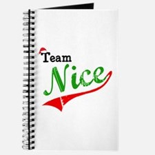 Team Nice Journal