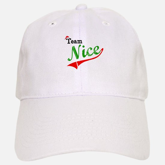 Team Nice Baseball Baseball Cap