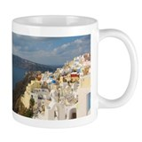 Santorini Standard Mugs (11 Oz)