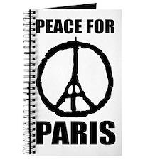 Peace For Paris Journal