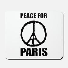 Peace For Paris Mousepad