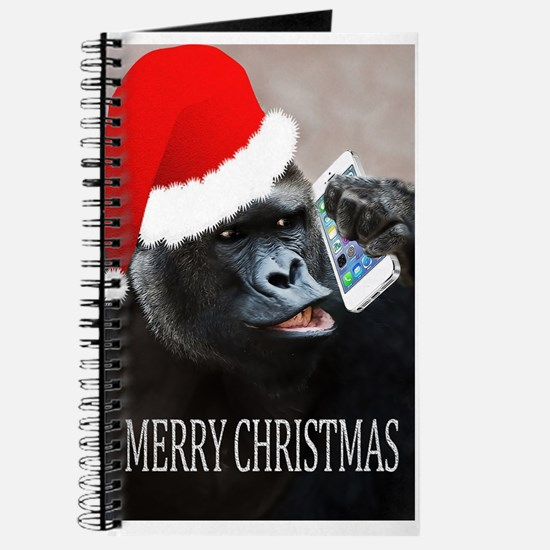 Cute Gorilla funny Journal