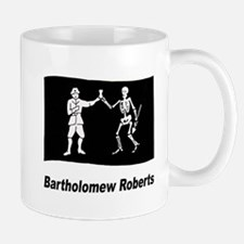Pirate Flag - Bartholomew Roberts Mug