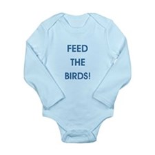 FEED THE BIRDS! Body Suit