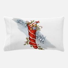 Vingate Christmas Stocking Pillow Case