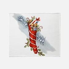 Vingate Christmas Stocking Throw Blanket