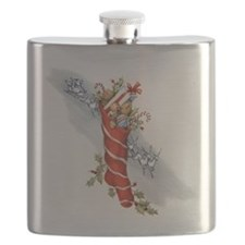 Vingate Christmas Stocking Flask