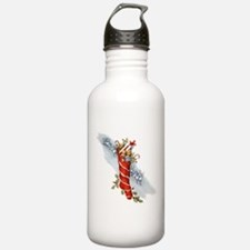 Vingate Christmas Stocking Water Bottle