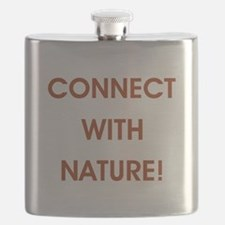 CONNECT WITH NATURE! Flask