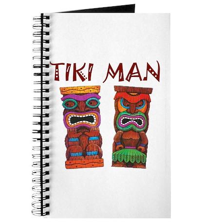 TIKI MAN Journal