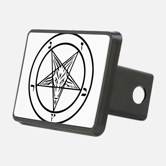 Baphomet - Satan Hitch Cover