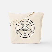 Baphomet - Satan Tote Bag
