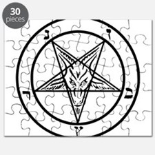 Baphomet - Satan Puzzle