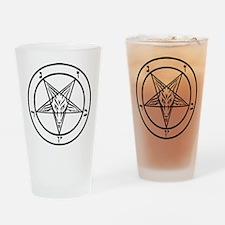 Baphomet - Satan Drinking Glass