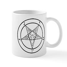 Baphomet - Satan Mugs