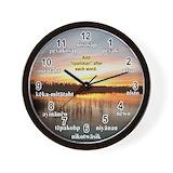 Cree Wall Clocks