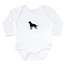 Unique I love black people Long Sleeve Infant Bodysuit