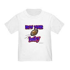 NEW YORK baby T