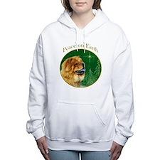 Cute Bbb Women's Hooded Sweatshirt