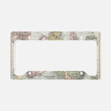 Cute Australia License Plate Holder