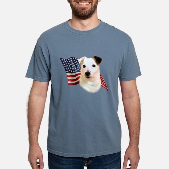 Jack Russell Terrier Flag T-Shirt